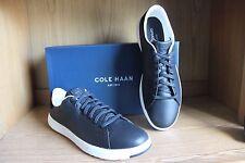 Cole Haan Grandpro Tennis Leather Sneakers Black Men Size 11.5  C22583