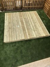 2.4x2.4 to 4.8x4.8 Garden Decking Kits. All Components Included LOW PRICE