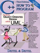 C++ How to Program (3rd Edition) by Harvey M. Deitel, Paul J. Deitel