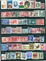 AUSTRALIA ASSORTMENT OF 53 ITEMS ALL GENUINE & DIFFERENT VERY NICE LOT #2019AU04