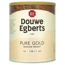 Douwe Egberts Pure Gold Instant Coffee 750g Medium Roast Catering Size Tub