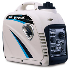 Pulsar PG2300iS Portable Gas-Powered Portable Inverter Generator