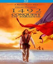 1492: Conquest of Paradise Blu-Ray New