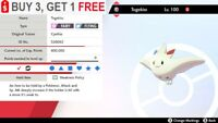 ✨ Shiny Togekiss ✨ Perfect IV Pokemon Sword and Shield 🚀Fast Delivery🚀