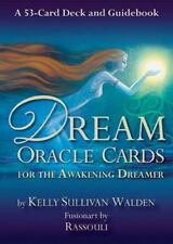 Dream Oracle Cards: A 53-Card Deck and Guidebook For the Awakening Dreamer