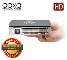 AAXA P700 Pro 3D Projector WIFI/BT, 650 Lumen, 1280x800, Netflix/Youtube(REFURB)