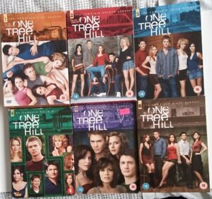 One Tree Hill Complete TV Series/Season 1, 2, 3, 4, 5, 6 DVD Box Sets