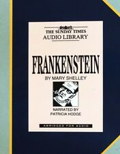 Frankenstein By Mary Shelley AudioBook Cassette Narrated By Patricia Hodge