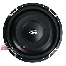 "MTX Audio FPR10-02 Car 10"" Flat Piston Shallow Sub SVC 2 Ohm Subwoofer 300W New"