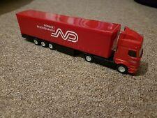 Corgi Modern Trucks/Heavy Haulage Norbert Dentressangle diecast matchbox