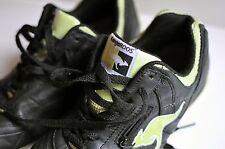 KangaROOS 22 Vulcan leather shoes womens size 9.5 black/green
