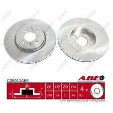 Bremsscheibe, 1 Stück ABE C3R011ABE