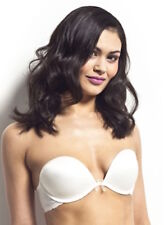 PANACHE ATLANTIS NADIA GEL PUSH UP BRA STRAPLESS 6230 - Ivory, 30A