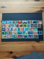 timbre suisse **(th) oblitere lot 97  18 series
