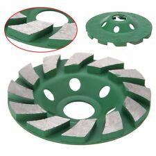 100mm Diamond Grinding Concrete Cup Wheel Disc Concrete Masonry Stone Tool 6mm