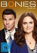 Bones - Die Knochenjägerin Season 9 - DVD -aus 2017- neu und ovp