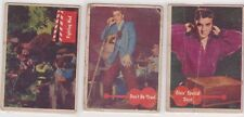 SET BREAK MANY 1956 Elvis Bubbles~ PICK ONE CARD/MULTIPLE CARDS  Affordable