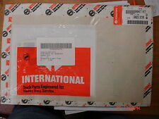 International Crankcase Gasket Kit #1802213C99  navistar truck