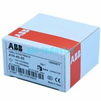 Brand New ABB A16-40-00 Contactor A164000 One year warranty &PI