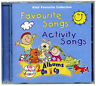 Children's Favourite Songs & Kids Activity Songs CD NEW & WRAPPED FROM PUBLISHER