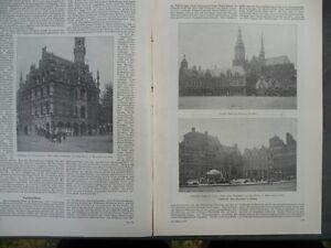 1915 24 Audenarde Gent Veurne