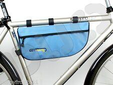 BICI Bicicletta Telaio Borsa Custodia collocazione go!travel - PENNINI-l.blue