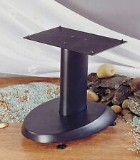 "one single VTI VSPCB Center Speaker Stand, 13"" Black, Brand New, Free Ship"