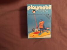 "playmobil collection vintage 3574 ""pecheur"" MISB NEU/NUEVO/NEW/NEUF"