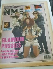 NME 29 JUL 1989 - GLAMOUR PUSSIES - FUZZBOX FROM INDIE ROCKERS