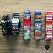 Camera Strap - IndoPacifik by Rawhide Strap