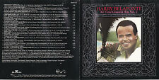 CD HARRY BELAFONTE ALL TIME GREATEST HITS VOL 2 19T BEST OF MADE IN USA 1988