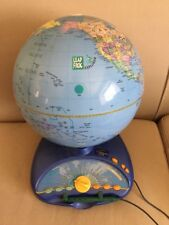 QUANTUM LEAP Leapfrog Interactive Talking Smart Globe EXPLORER Eureka Challenge