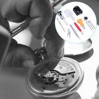 144 PCS Watch Repair Kit Wrist watch Repairing Tools Set Spring Tool Remover A1