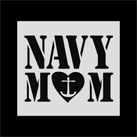 US Navy Mom Military Vinyl Decal Sticker Window Wall Car