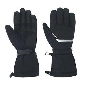 Ski-Doo Holeshot Snowmobile Gloves XL X-Large 4463071290