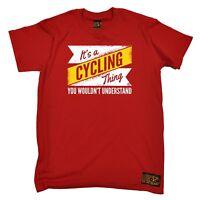 Cycling Tee A Cycling Thing funny top Birthdaytee tshirt T SHIRT T-SHIRT