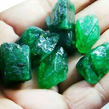20.00cts+ Natural Untreated Colombian Emerald mineral rough loose Gemstone 1pcs