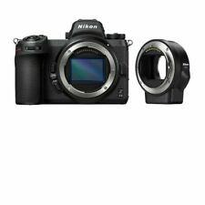 Nikon Z 6II 24,5MP Appareil Photo Hybride - Noir (Adaptateur FTZ)