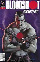 Bloodshot Comic Issue 6 Rising Spirit Limited Variant Modern Age 2019 Rahal
