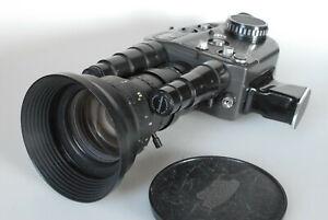 Beaulieu 4008 ZM II super 8 film camera + Excellent + serviced! + 909844 + 2592