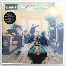 OASIS LP x 2 Definitely Maybe Heavyweight Vinyl + DOWNLOADS Unreleased Tracks