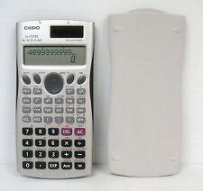 Casio Fx-115Ms S-V.P.A.M. Two Way Powered Calculator Algebraic Method