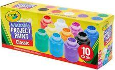 Crayola Washable Kids Paint 10 Count - Classic Colors