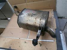 PEUGEOT 407 MK1 2004-2008 2.0 HDI SALOON EXHAUST BACK BOX SILENCER