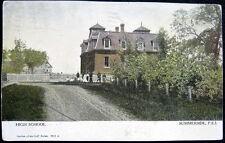 Canada ~ 1900's Summerside P.E.I. ~ High School