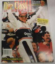 Die Cast Digest Magazine Dale Earnhardt April 1998 081315R2