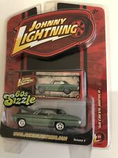 JOHNNY LIGHTNING 1968 CHEVY IMPALA 1:64 LIMITED EDITION