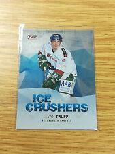 DEL 16/17 Ice Crushers PARALLEL Evan Trupp Dresdner Eislöwen Augsburger Panther