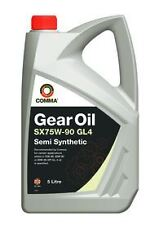 Comma Semi-Synthetic Gear Oil GL4 5 LITRES -SXGL45L