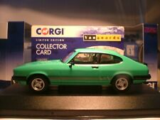 WOW EXTREMELY RARE VANGUARDS 1978 1/43 FORD CAPRI 3.0S MK3 RIGHT HAND DRIVE NLA